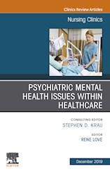 E-book Psychiatric Disorders, An Issue Of Nursing Clinics Of North America E-Book