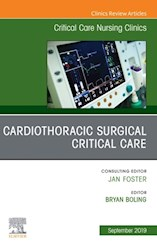 E-book Cardiothoracic Surgical Critical Care, An Issue Of Critical Care Nursing Clinics Of North America
