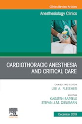 E-book Cardiothoracic Anesthesia And Critical Care, An Issue Of Anesthesiology Clinics, Ebook