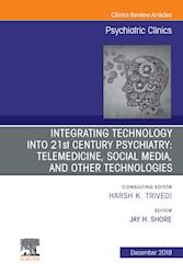 E-book Integrating Technology Into 21St Century Psychiatry E-Book