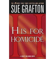Libro H. Is For Homicide