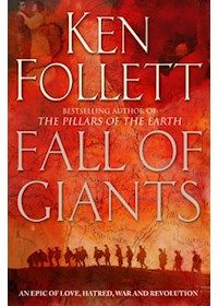 Papel Century Trilogy,The 1: Fall Of Giants - Pan
