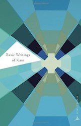 Papel Basic Writings Of Kant (Modern Library Classics)