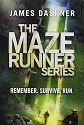 Papel The Maze Runner Series Box Set