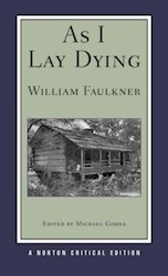 Papel As I Lay Dying (Norton Critical Editions)
