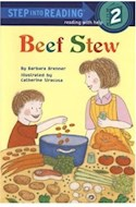 Papel BEEF STEW (STEP INTO READING 2)