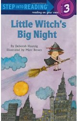 Papel LITTLE WITCH'S BIG NIGHT (STEP INTO READING 3)