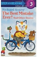 Papel BEST MISTAKE EVER AND OTHER STORIES (STEP INTO READING 3)