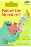 Papel FOLLOW THE MONSTERS! (STEP INTO READING 1)