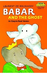 Papel BABAR AND THE GHOST (STEP INTO READING 3)