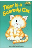 Papel TIGER IS A SCAREDY CAT (STEP INTO READING 3 GRADES 2)