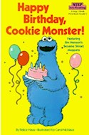 Papel HAPPY BIRTHDAY COOKIE MONSTER! (STEP INTO READING 1)