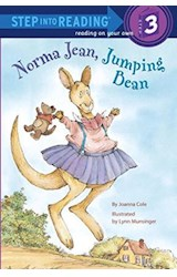 Papel NORMA JEAN JUMPING BEAN (STEP INTO READING 3)