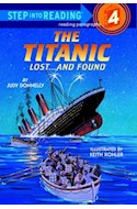 Papel TITANIC LOST AND FOUND (STEP INTO READING 4)