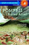 Papel POMPEII BURIED ALIVE (STEP INTO READING 4)