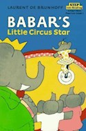 Papel BABAR'S LITTLE CIRCUS STAR (STEP INTO READING 1)