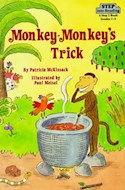 Papel MONKEY MONKEY'S TRICK (STEP INTO READING 2)