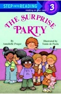 Papel SURPRISE PARTY (STEP INTO READING 2)