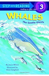 Papel WHALES THE GENTLE GIANTS