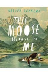 Papel This Moose Belongs to Me