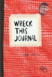 Papel Wreck This Journal (Red) Expanded Ed.