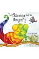 Papel CHAMELEON AND THE DRAGONFLY