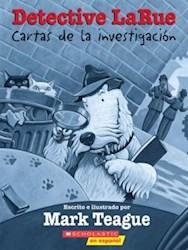 Papel Detective La Rue Cartas De La Investigacion