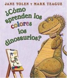 Papel Como Aprenden Los Colores Los Dinosaurios