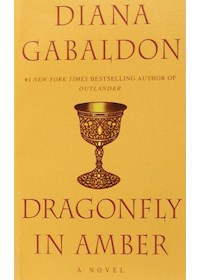 Papel Outlander 2: Dragonfly In Amber