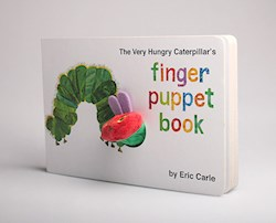 Papel The Very Hungry Caterpillar'S Finger Puppet Book