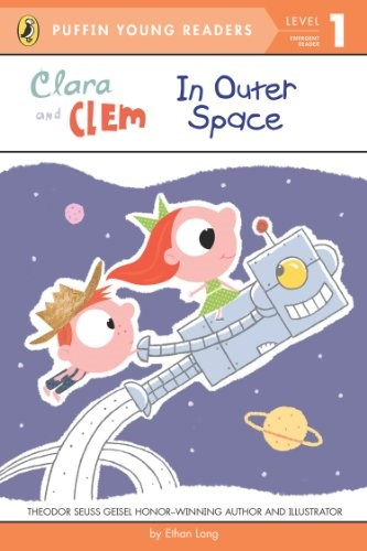 Papel Clara And Clem In Outer Space