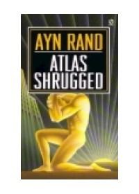 Papel Atlas Shrugged - Signet