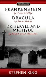 Papel Frankenstein, Dracula, Dr. Jekyll And Mr. Hyde (Signet Classics)