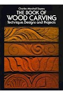 Papel BOOK OF WOOD CARVING THE