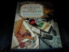 Papel COMPLETE BOOK OF DECORATIVE PAINT TECHNIQUES THE