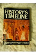 Papel HISTORY'S TIMELINE 40.000 YEAR CHRONOLOGY OF CIVILIZATION (CARTONE)