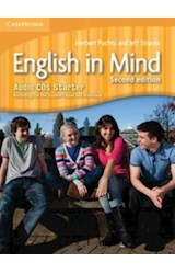 Papel *ENGLISH IN MIND STARTER CLASS CD