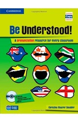 Papel Be Understood! Book with CD-ROM and Audio CD Pack: A Pronunciation Resource for Every Classroom