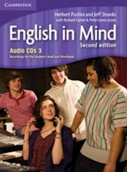 Papel English In Mind Second Edition Level 3 Audio Cds (3)