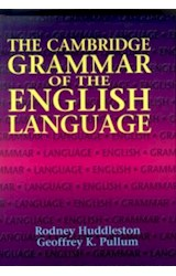 Papel CAMBRIDGE GRAMMAR OF THE ENGLISH LANGUAGE