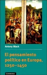 Libro El Pensamiento Politico En Europa (1250-1450)
