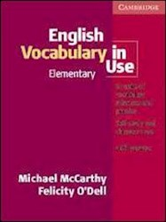 Papel English Vocabulary In Use Elementary