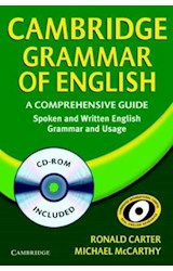 Papel CAMBRIDGE GRAMMAR OF ENGLISH WITH CD-ROM