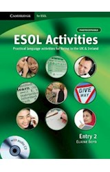 Papel ESOL Activities Entry 2: Practical Language Activities for Living in the UK and Ireland (SALE)