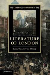 Papel The Cambridge Companion To The Literature Of London