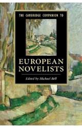 Papel The Cambridge Companion to European Novelists