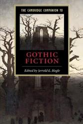 Papel The Cambridge Companion To Gothic Fiction