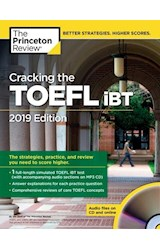 Papel Cracking the TOEFL iBT 2019 Edition (The Princeton Review)