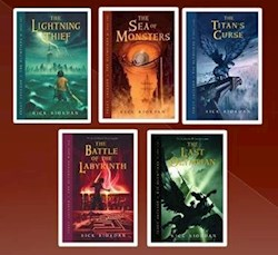Papel The Last Olympian (Percy Jackson & The Olympians, Volume 5)
