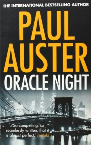 Papel Oracle Night